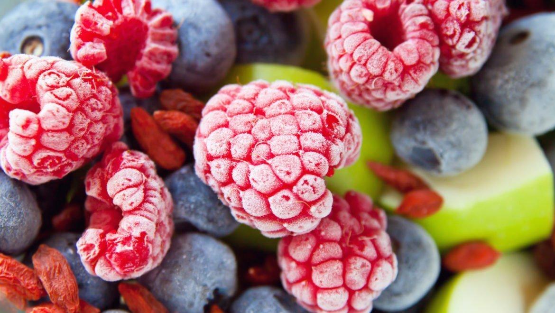 IQF Früchte
