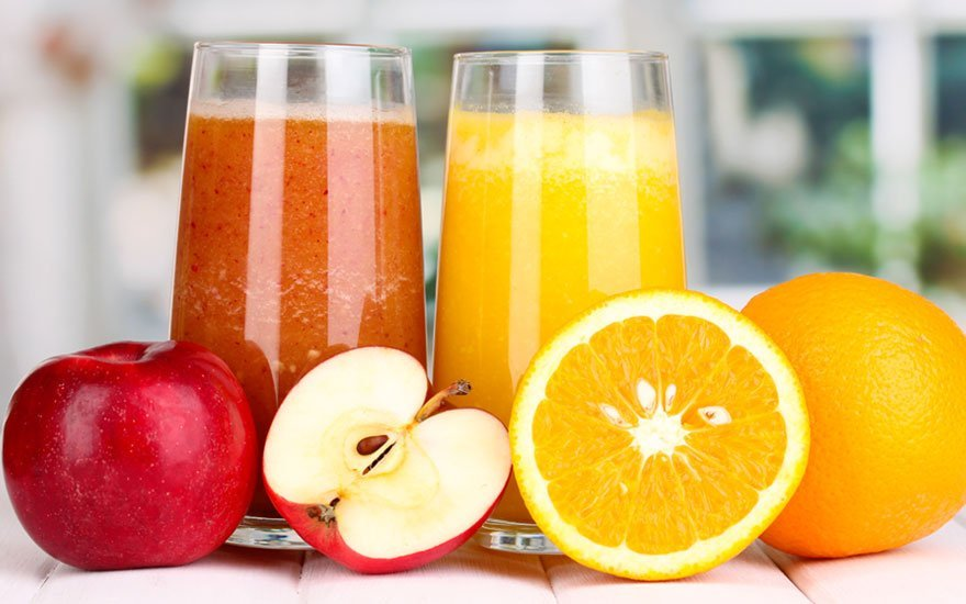 Fruit Juices and Purees